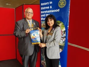District Governor Visit 2016