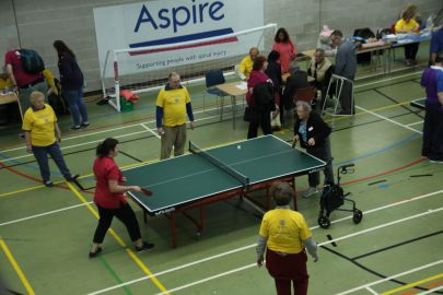 Disability Games 2017