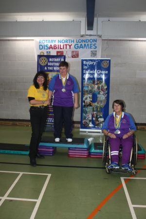 Disability Games Prize Giving 2017