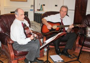 Rotary Music Evening March 2017 - Gary & Paul